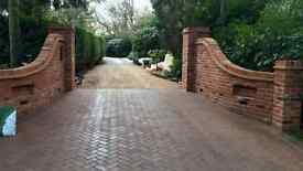 Patio , driveways , resin driveway, fencing , garden clearance , decking & turf
