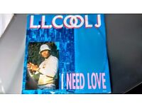 LL Cool J hip hop record