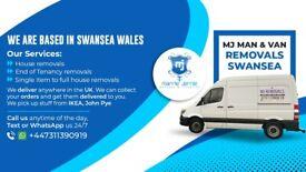 Man & Van Swansea