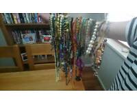 For sale job lot of costume jewelry