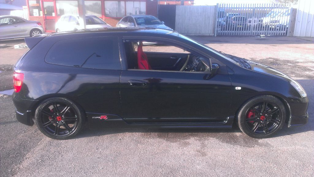 Honda Civic Type R EP3 2002 Nighthawk Black   in Sutton Coldfield ...