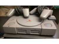ps1 & ps2 for sale or open to offers
