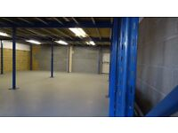 Warehouse 1300 Sqft with Office , Kitchen