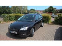 Ford Focus 2007 1.8tdci FSH. MOT 18th Oct 18. Clutch, timing belt, brakes and pads recently replaced