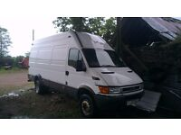 2003 Iveco Daily 65c15 spares or repairs