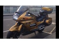 Honda st1100 pan european. Full stainless steel exhaust.abs.tc. Excellent condition