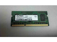 Elpida 1GB 2Rx16 PC3-8500S-7-10-AP RAM TESTED