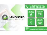 Landlord Safety Certificate - Gas Safety Certificate - Asbestos Survey - Smoke Alarm Installation