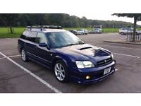 1998 Subaru Legacy Estate JDM twin turbo GT-B spec