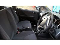 HONDA JAZ..1.4L ENGINE..BLACK METALIC..MOT TILL APRIL 2019..ALLOY WHEELS AND GOOD TYRES..