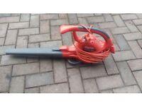 Flymo PowerVac 3000 Electric Garden Blower Vacuum 3000 W