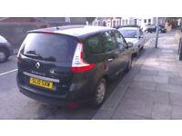 Renault Grand Scenic For Sale 2010   Manual   PCO   BARGAIN   £2250 ***UBER XL CAR***