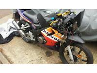 Honda cbr , sell or swap