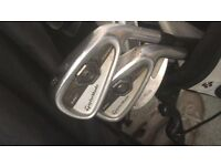 Taylormade Full Golf Set - Great Condition - £250.
