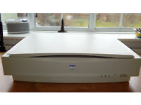 Epson GT1000+ A3 SCSI-2 Flatbed Scanner plus FREE Dell Dimension E521 Tower PC for Spares or Repair