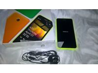 Nokia Lumia 635 with box