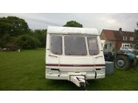 Caravan Shell for Refurb/ Trailer Project/extra bedroom/Cheap Storage