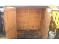 garden shed 6x4ft