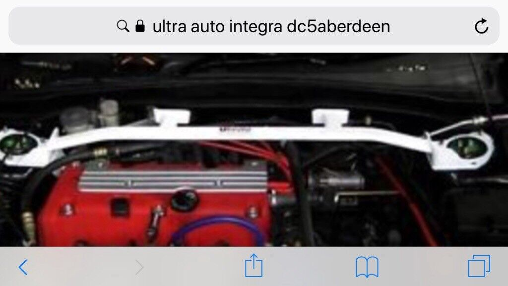 Integra dc5 4 pint front upper strut brace | in Aberdeen | Gumtree