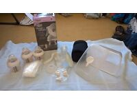 Tommee Tippee Breast Pump and spares