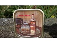 Johnnie Walker Pub Tray