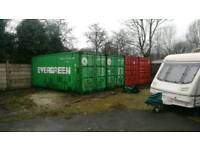20ft Container Storage Stockport