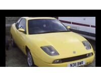 1995 Fiat Coupe Saloon Petrol, MOT till August 2L Full leather £550 Anglesey