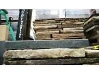 14 granite slabs