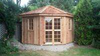 Garden sheds by Green Valley