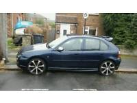 FORSALE MG ZR SPARES OR REPAIRS