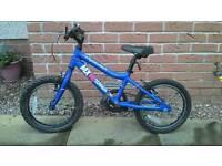 Boys Ridgeback bike 4-7yrs