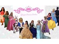 Glasgow Princess Parties auditions