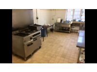 Commercial Kitchen for rent in a Pub