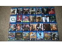 ps4 games various prices