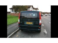 Mercedes Vito 120CDI only 73k NO VAT Full Mercedes service history