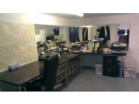 Desk space to rent 5 available in Kennington