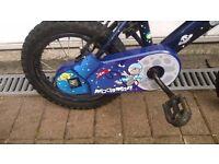 Small kiddies bike