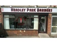 ATTENTION! Barbers shop lease for sale!