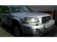Subaru forester 2.0x All weather 4x4