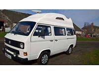 Volkswagen T25 Campervan 1.9 petrol
