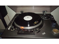Sony TTS 8000 direct drive turntable