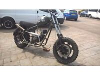 125cc Military flat tracker,,,,,,,,,, new