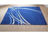 Blue Floor Rug