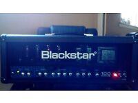 S1-100 Series 1 BlackstarHead Including Foot Control