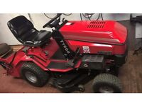 westwood t1600 ride on mower