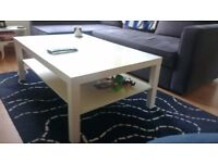 Lack Coffee Table - White