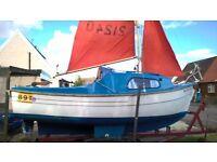 16ft Sea Safe Dandy Boat For Sale