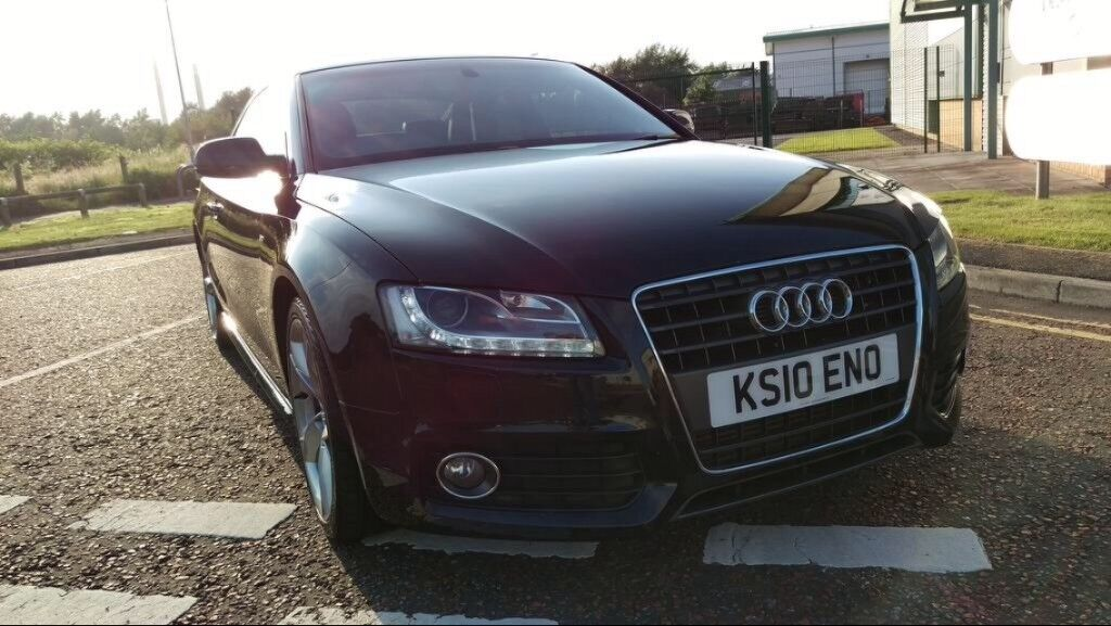 superb audi a5 s line 2.0 tdi - fully loaded !! price further