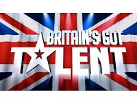 **SEEKING ACOUSTIC GUITARIST FOR BGT AUDITIONS**