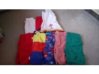 Boys shorts bundle age 3-4